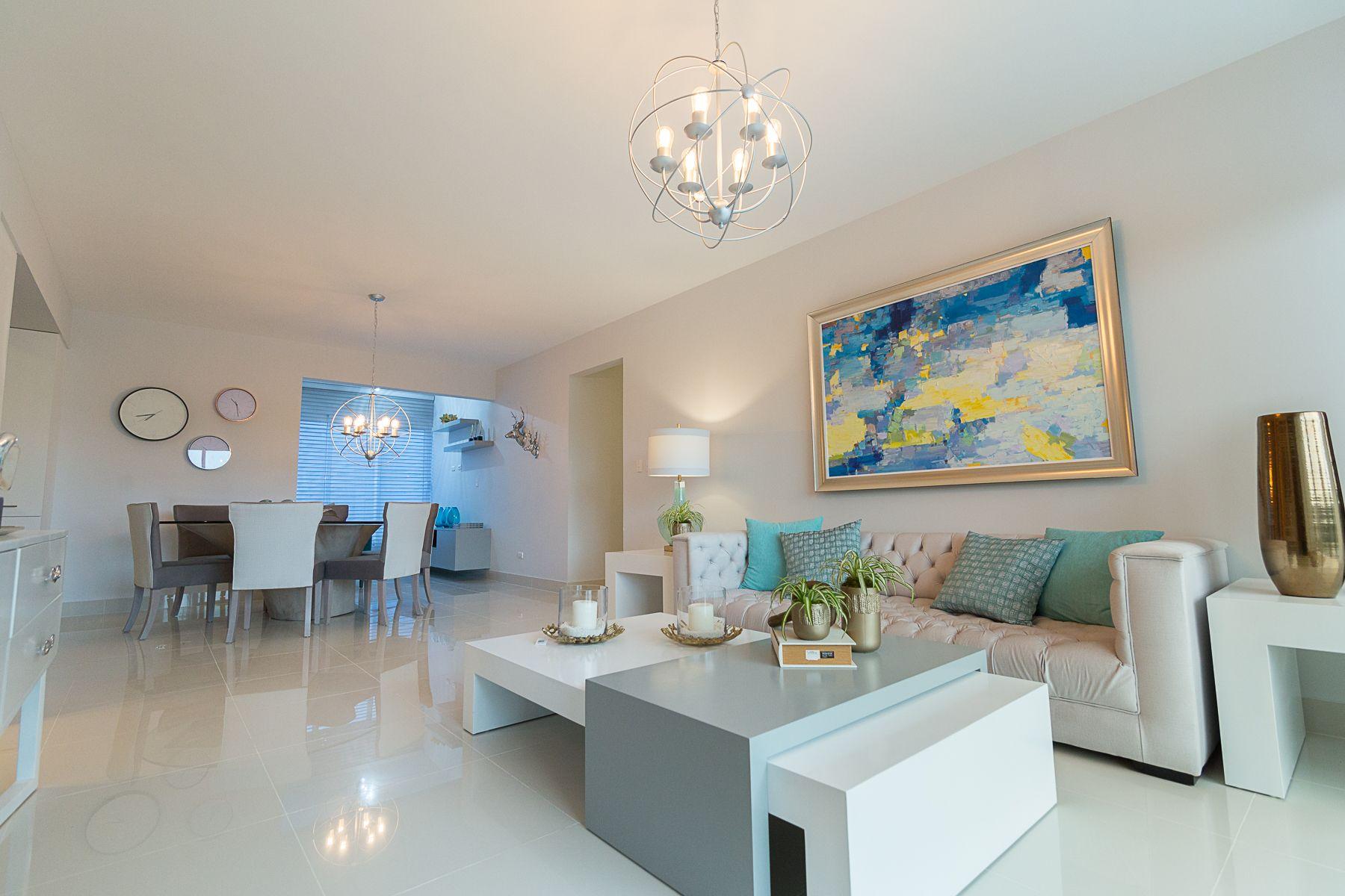 La iluminación y ventilación natural hacen de Residencial Stella un concepto urbanístico al más alto estilo cosmopolita.