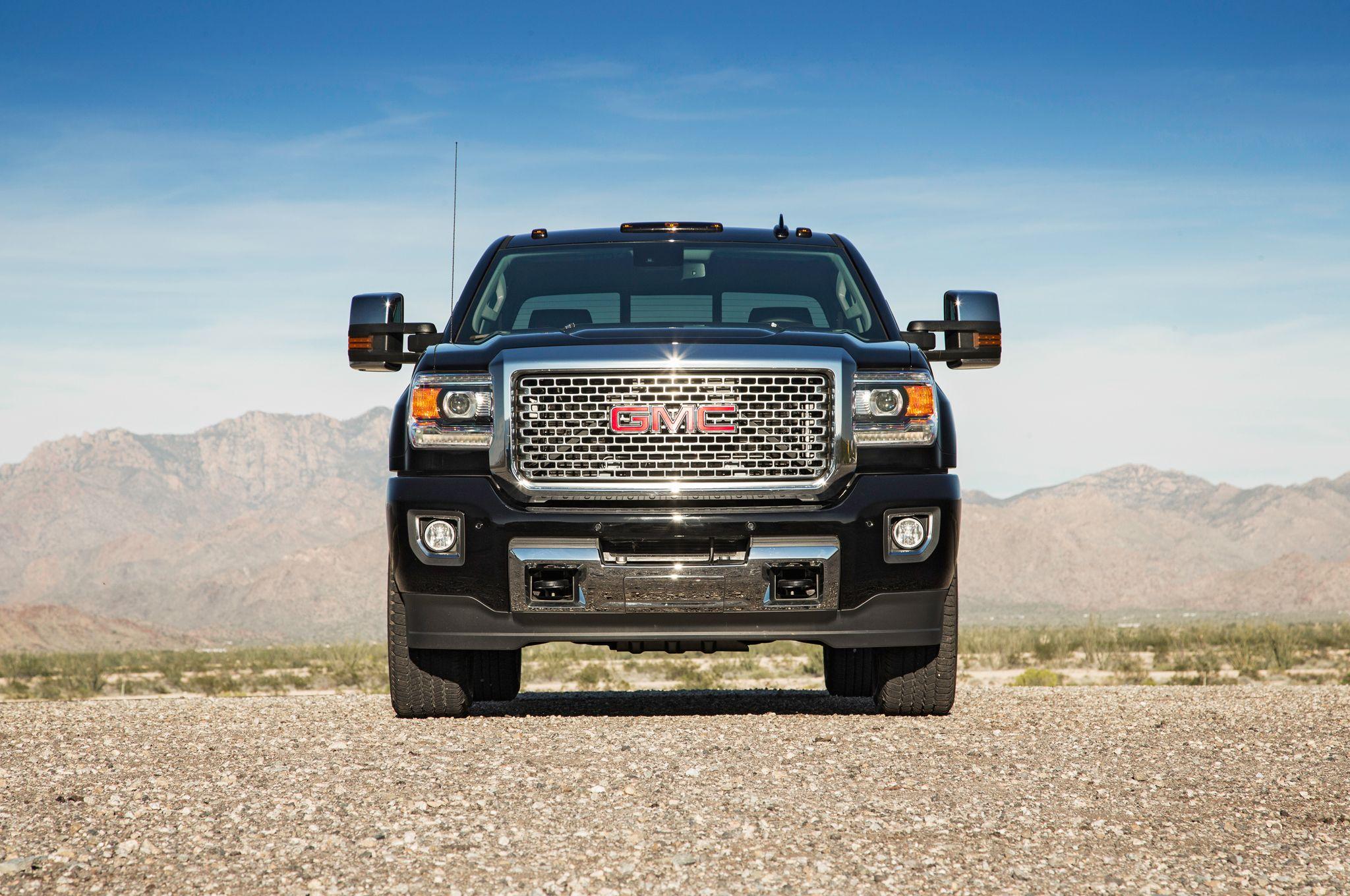 Semi Lux Showdown Silverado High Country Vs Sierra Denali 2500hd