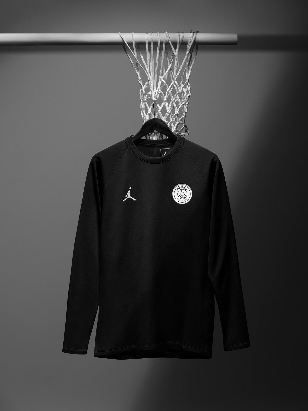Jordan Brand x PSG  la primera colaboración del jumpman con un equipo de  fútbol  ad987e00e03