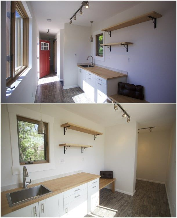 Cocina casa contenedor 40 pies casa de containers - Casas de contenedores maritimos ...
