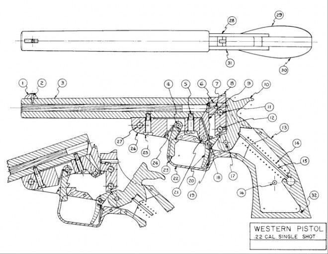 Jacowesterndesign Gunsmithing Homemade Shotgun