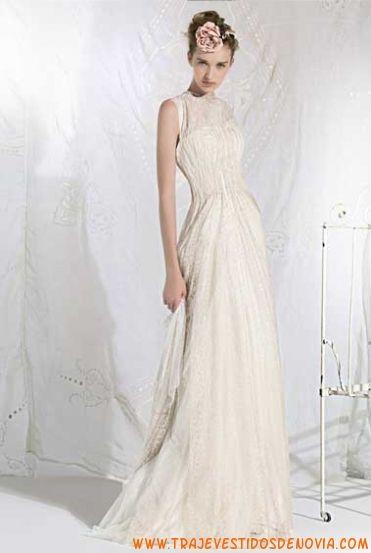 ir de bundo laurel vestido de novia raimon bund | vestidos de novia