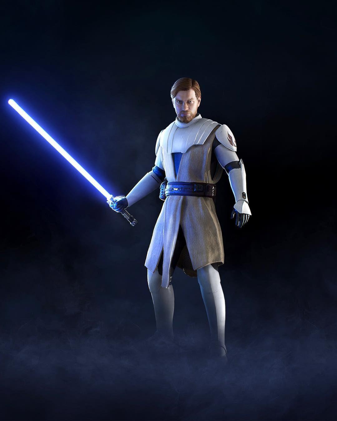 General Kenobi | Remake Minecraft Skin