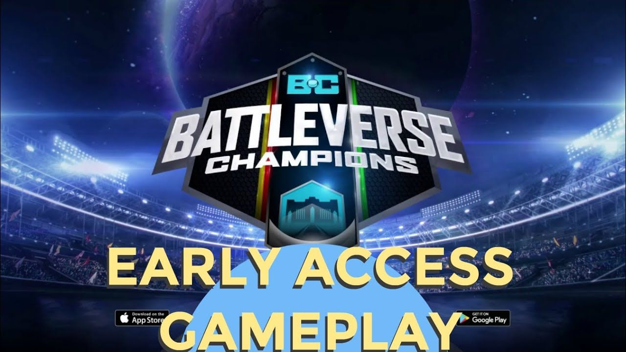 Battleverse Champions (Action Game Hugo, Nika & Bud