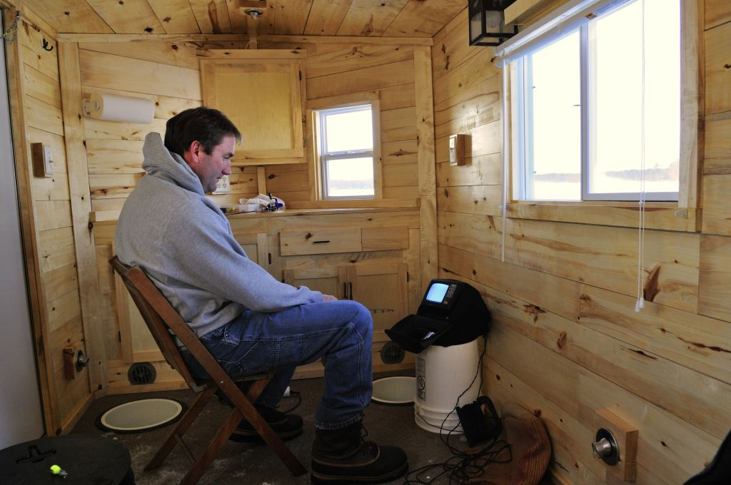 Image Result For Ice Fishing House Ice Fishing House