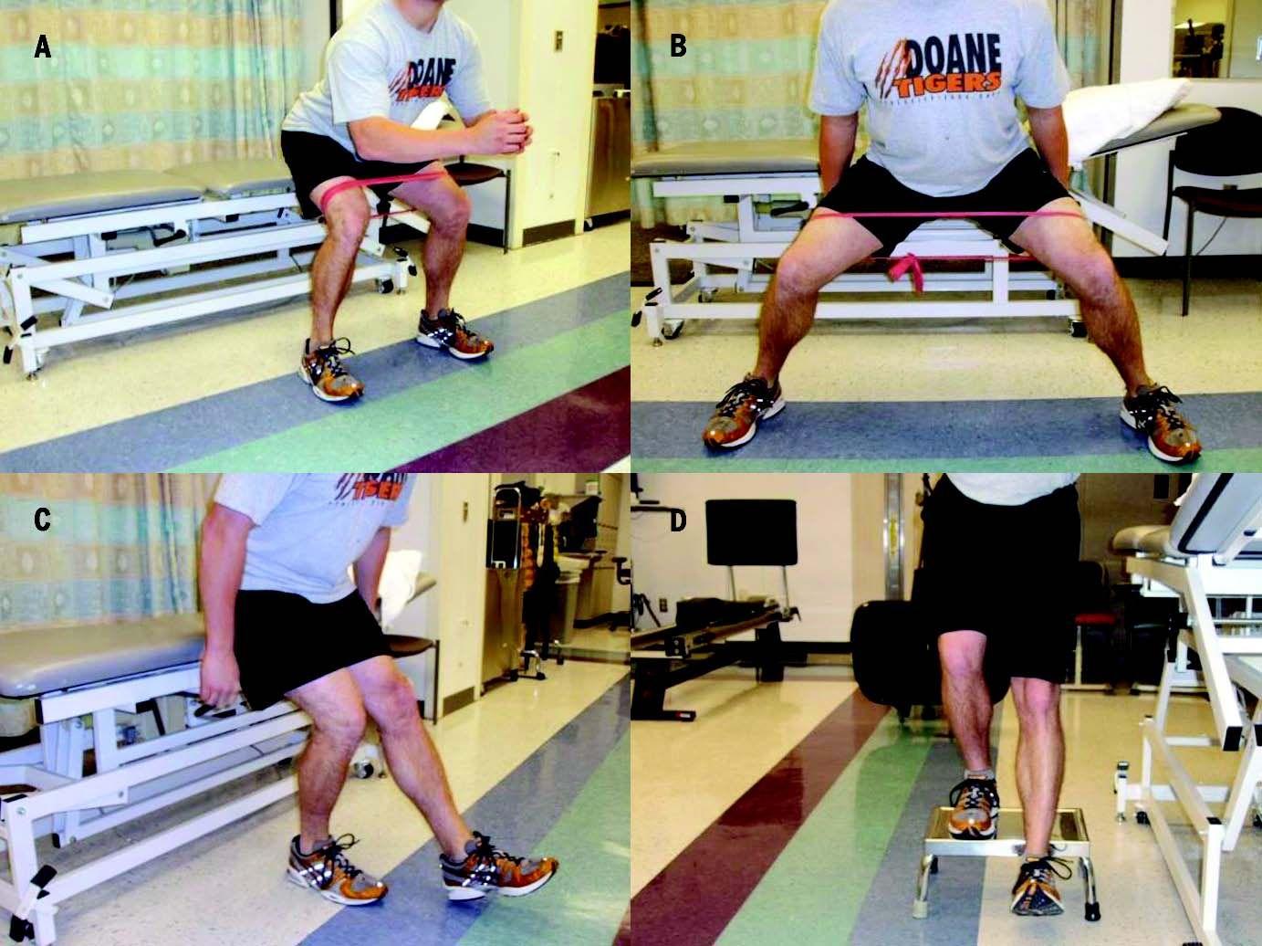 piriformis syndrome therband exercises Piriformis