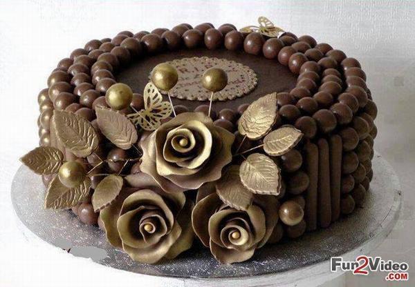 Most Beautiful Chocolate Cakes Easycookingrecipes Us Tortak