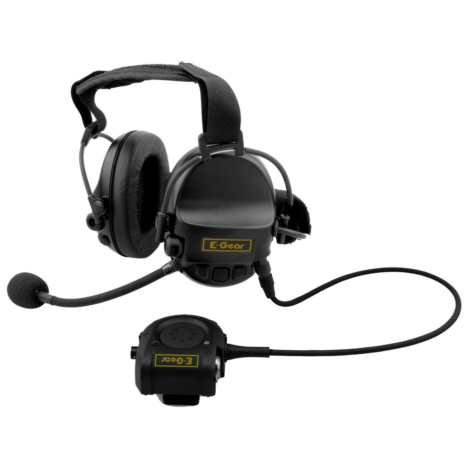 E-Gear EF-QC-WB-Seal-Wind-Blocker-Hearing-Protection-Communication ...