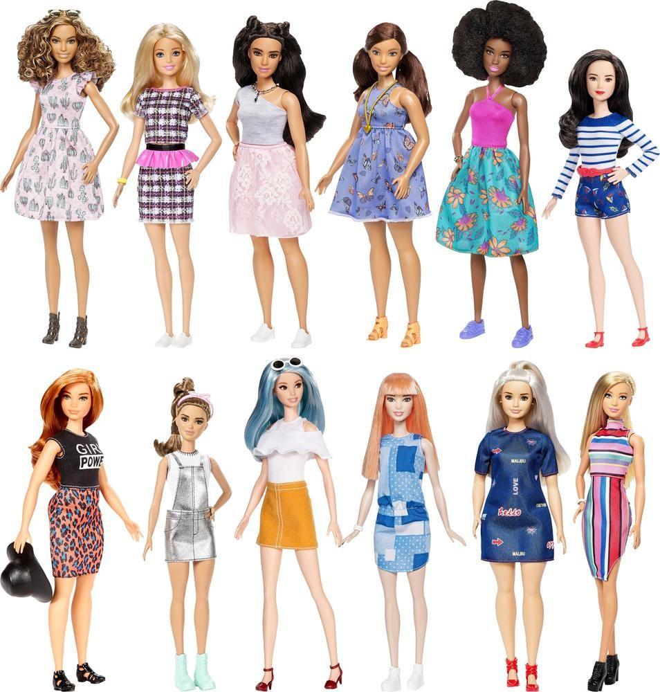 Bambola Barbie paleontologo
