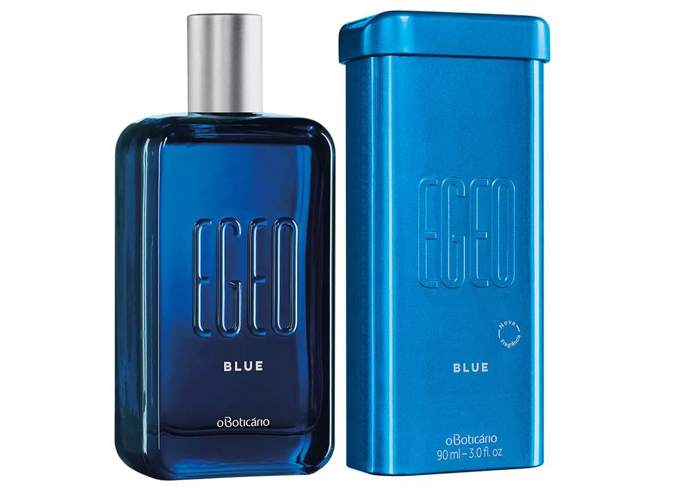 ee0acfb2e Details about Egeo Blue Perfume for Men 90 ML 3.0 OZ By O Boticario ...