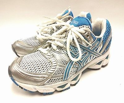 womens trainers size 6 asics
