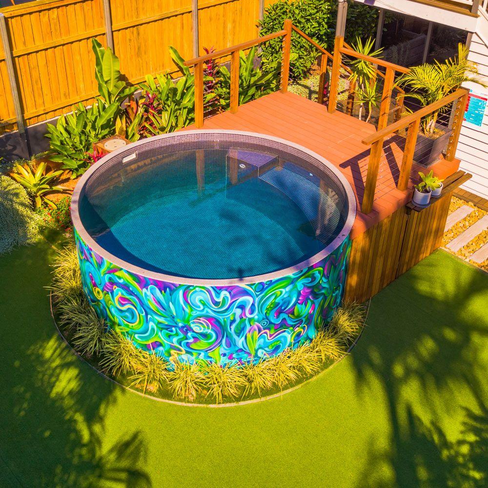 Plunge Pools Queensland Plunge Pool Pool Tank Pool