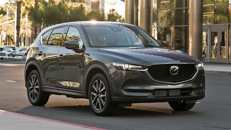 2018 Mazda CX 5 s cylinder deactivation more standard features