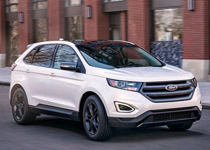 2018 Ford Edge Gets New Appearance Package Ford Edge Sport