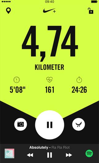 Nike app, Nike running, App