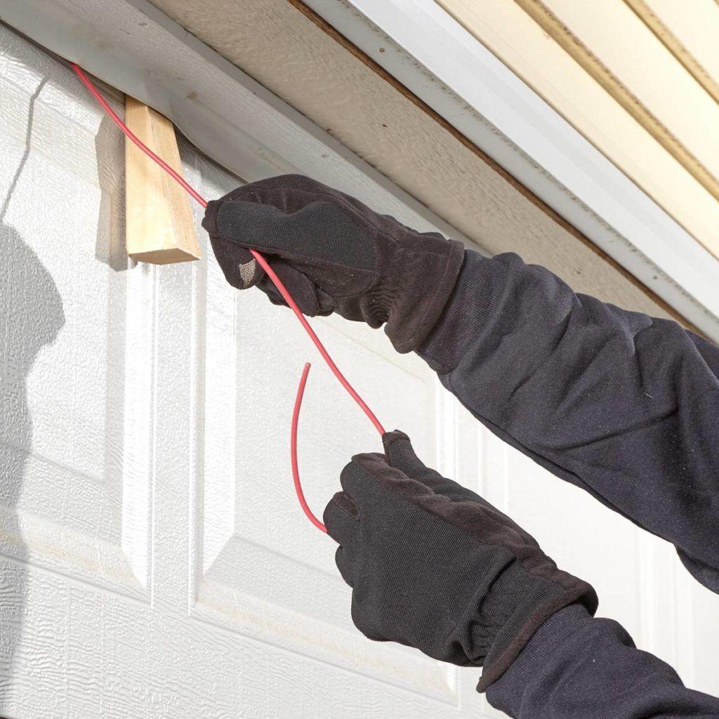 Garage Security Tips in 2020 Garage security, Security
