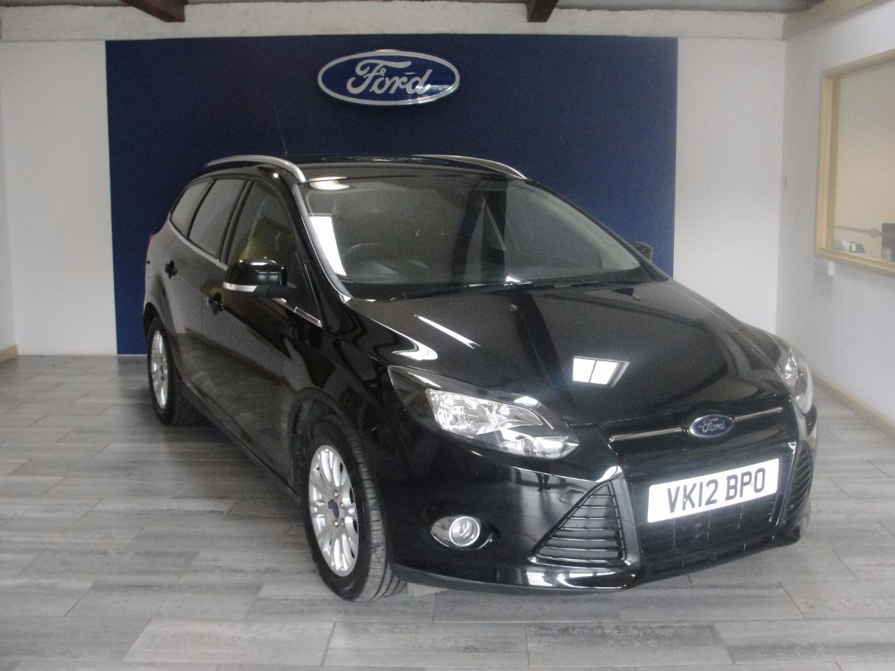 Now Sold Ford Focus 1 6 125 Titanium 5dr Estate Used Ford