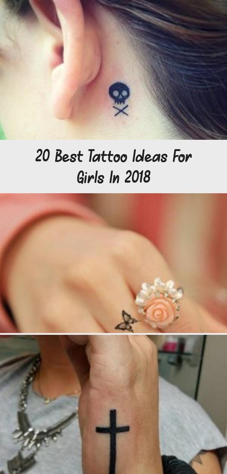 Photo of 20 besten Tattoo-Ideen für Mädchen im Jahr 2018 – Tattoos