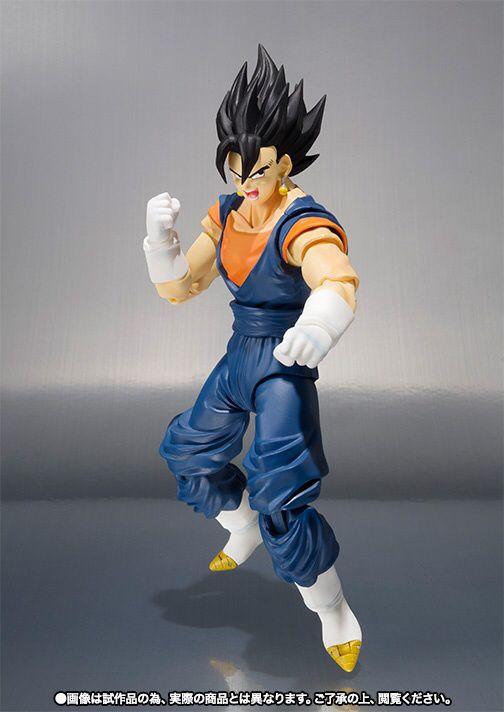 Vegetto S H Figuarts Action Figure Https Www Theanimetropolis Com Product Dragon Ball Z Vegetto S H Figuarts Action Figure