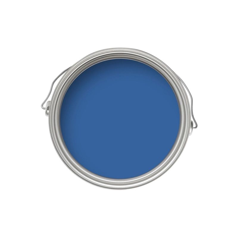 Find Home Of Colour Lapis Blue Matt Emulsion Paint 2 5l At Homebase Visit Your Local For The Widest Range Improvement Products