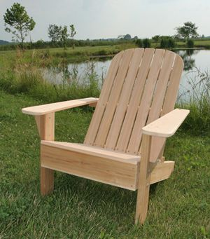 Choosing The Best Paint For Outdoor Furniture Such As Adirondack Chairs And Picnic Tables