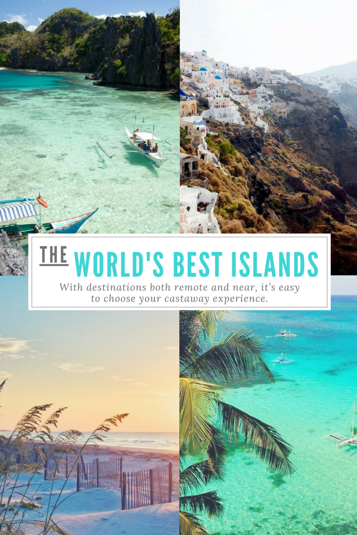 The 15 Best Islands in the World Adventure