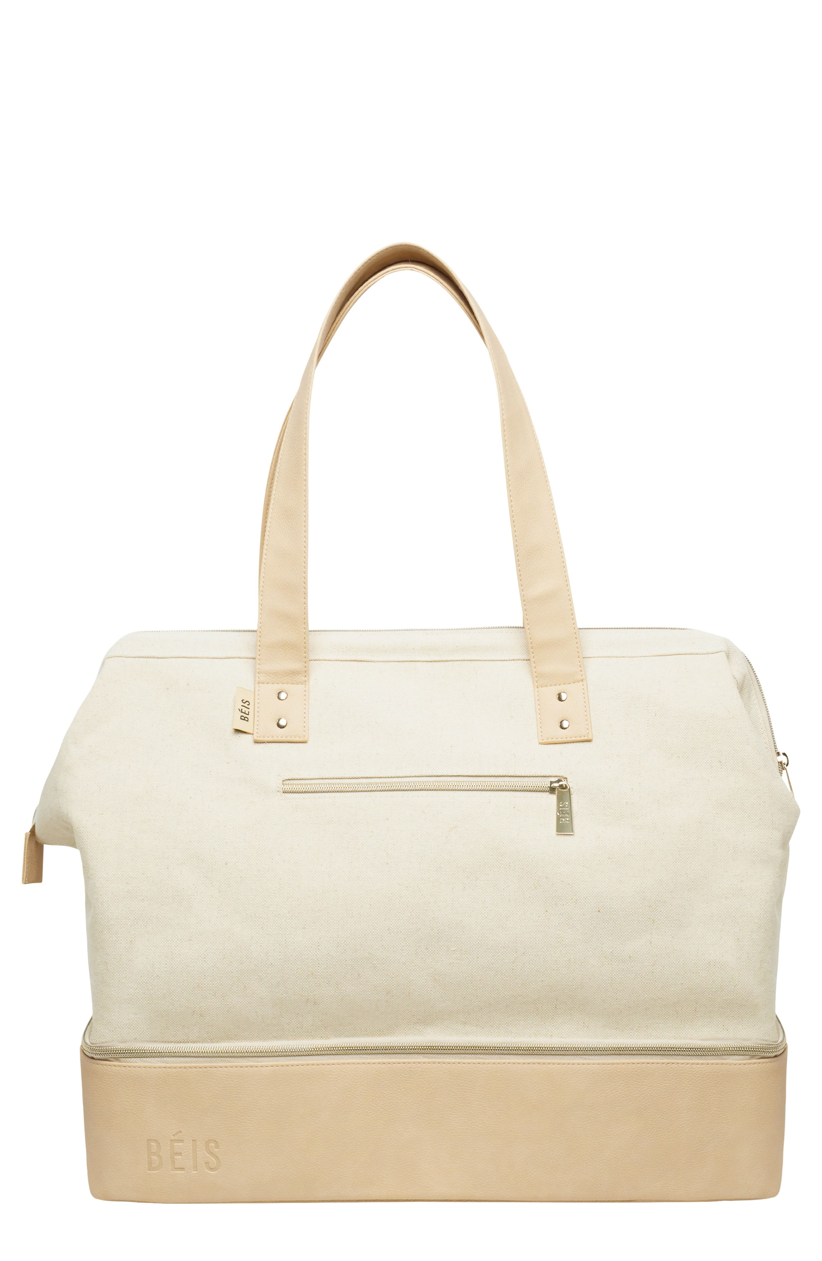 Beis Travel Multi Function Weekend Bag Available At
