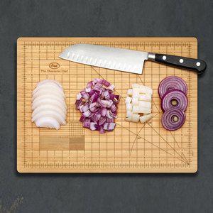 I NEED this! ahahaah  Obsessive Chef Cutting Board