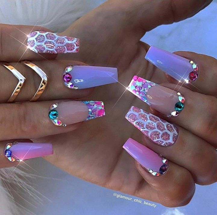 Pin de Monique van Schayk en nagels   Pinterest   Diseños de uñas ...