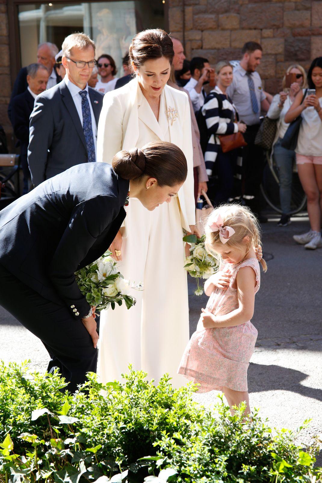 Se härligaste bilderna från Mary och Frederiks besök | Svensk Damtidning