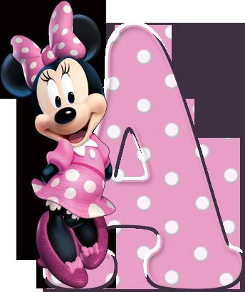 alfabeto da minnie rosa - Pesquisa Google