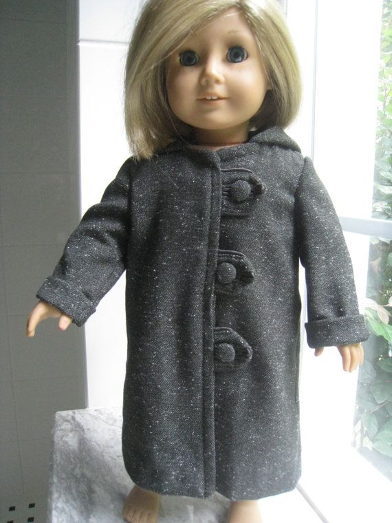 I love this coat. It is made with all the by SmartlyDressedDoll, $22.00