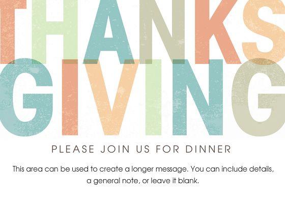Simple+Thanksgiving+Dinner+Invitation+designed+by+Oak+Street+Press+