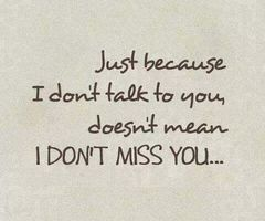 missing someone but can t tell them Google Search