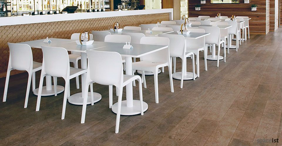 Commercial Dining Room Furniture Prepossessing Pop White Staff Canteen Tables  Staff Cantin  Pinterest Decorating Inspiration