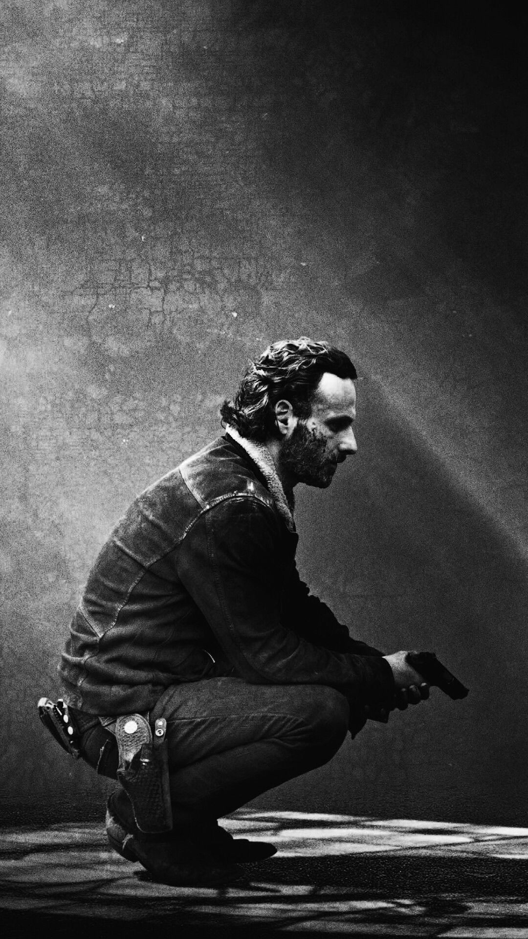 Pin de Rick em Andrew Lincoln (Black n white) The