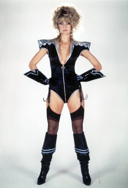 Farrah fawcett stockings — photo 2