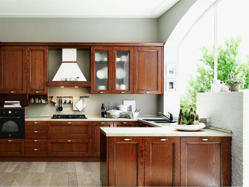 Classic Italian Luxury Kitchen Furniture. Andrea Fanfani
