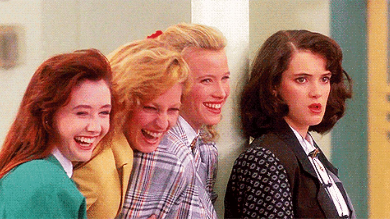 Heathers' style: a fashion analysis of the original mean girls ...