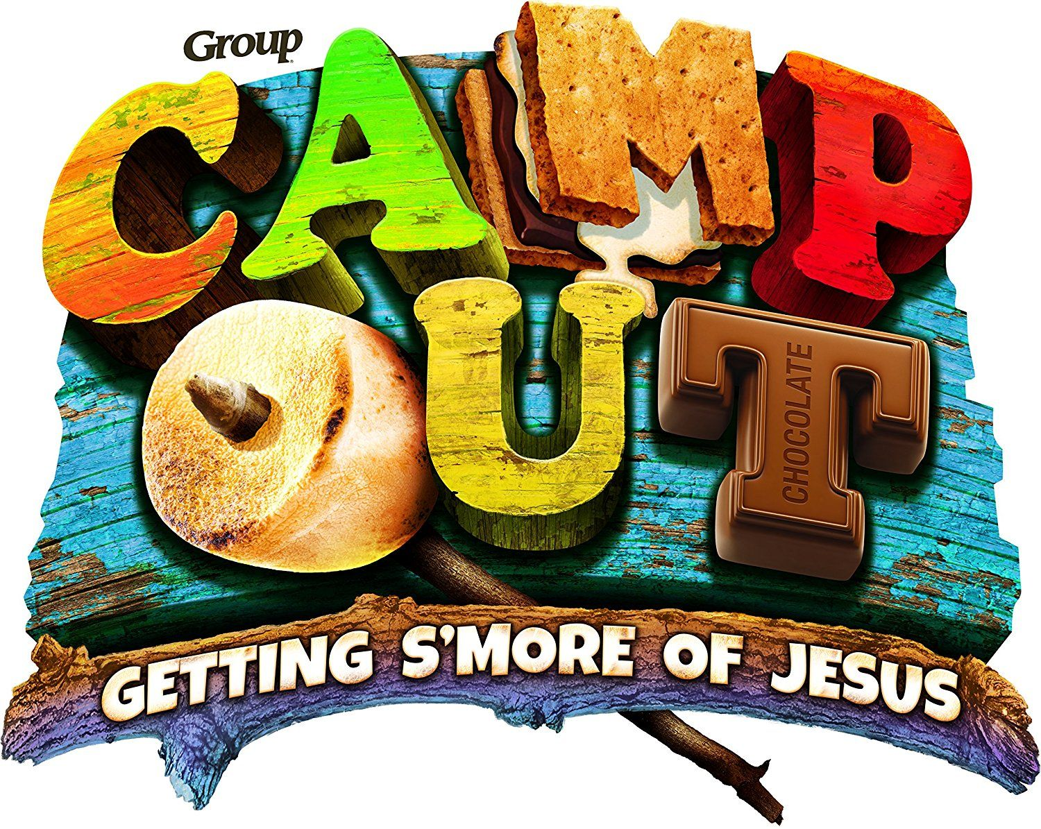 Amazon Camp Out Weekend VBS Starter Kit 2017 Group Publishing