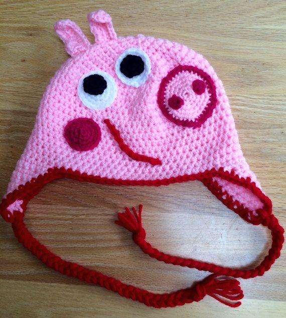 Peppa Pig Hat | Pinterest | Peppa pig, Recién nacidos y Halloween