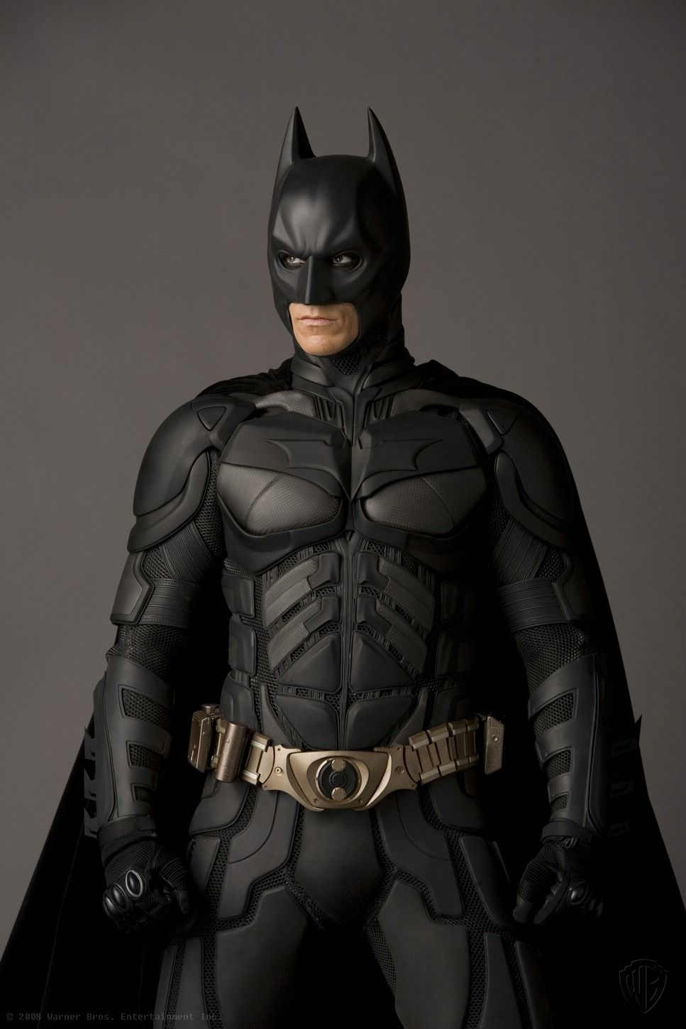 The Dark Knight suit | kesseljunkie