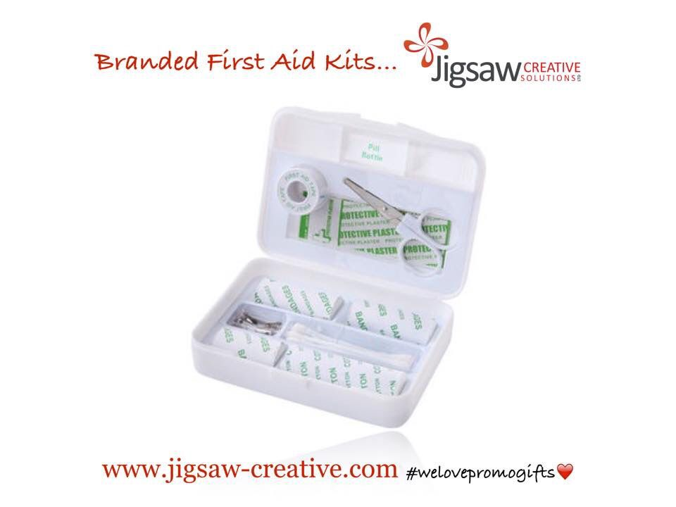 Have you survived this week?   If not, perhaps our #branded_first aid kits have a solution for you...  #welovepromogifts❤️