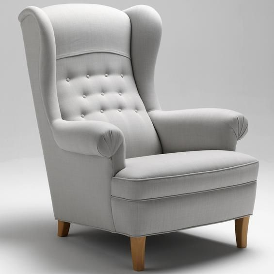The World S Most Comfortable Arm Chair By Carl Malmsten