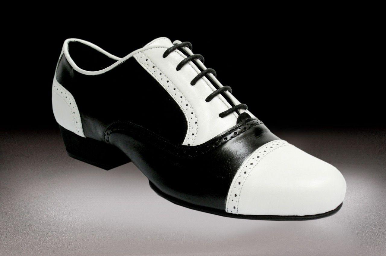 Negro Zapato Y Negro Zapato Zapatos Zapatos ClasicoBlanco ClasicoBlanco Zapato Y 6vbyYf7g