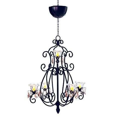Pin By Angelique Adams On Outdoor Living Black Chandelier Large
