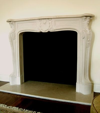 Mantels and Fireplace design