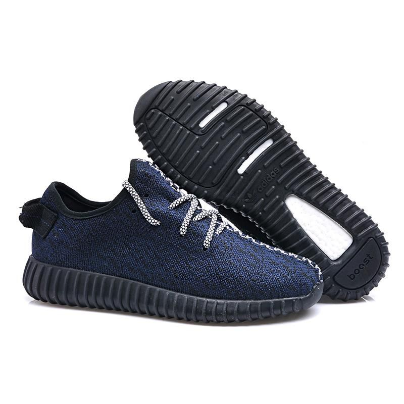 Buy cheap MensWomens Adidas Yeezy Boost 350 Shoes Blue