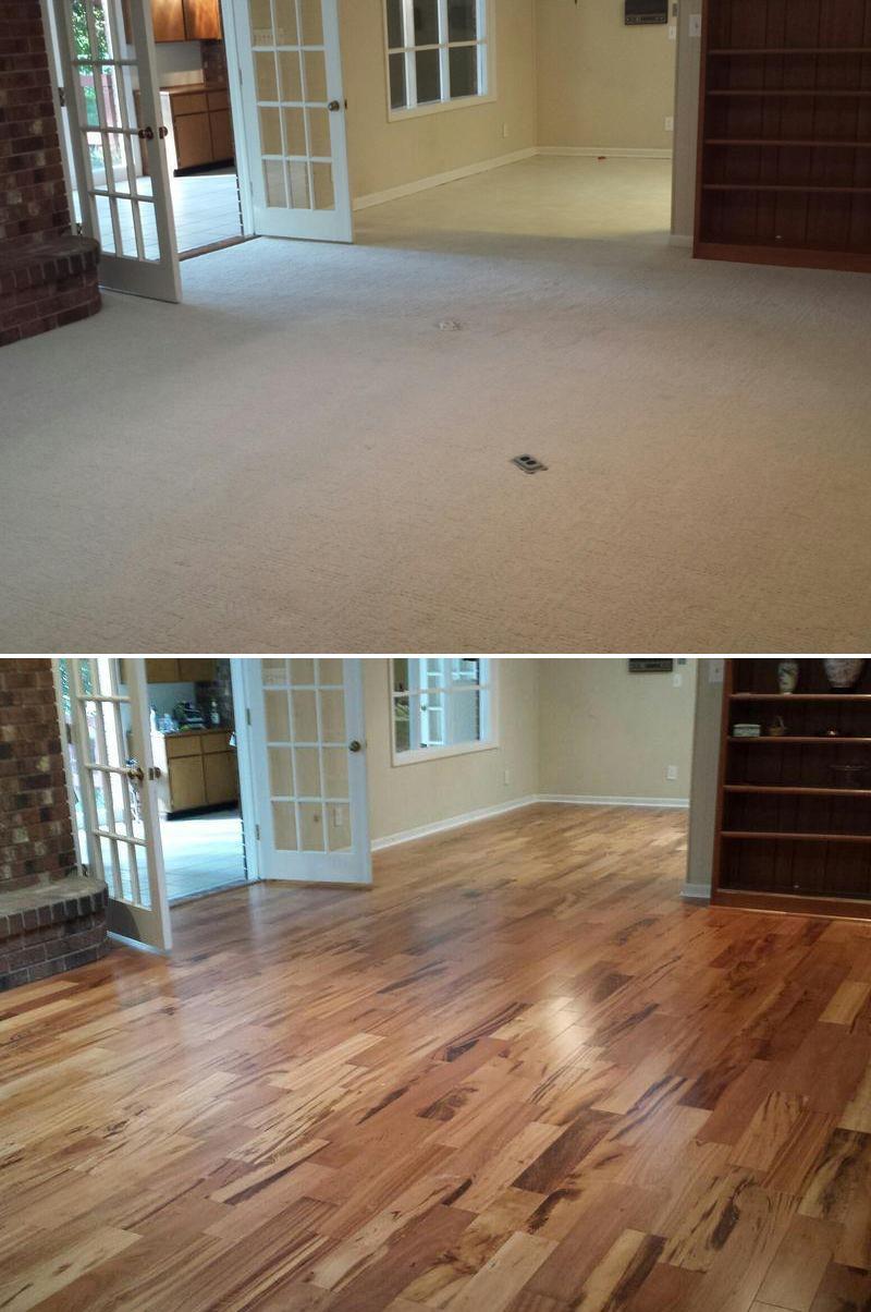 Customer Transformations July 6 10 Engineered Flooring Decor Design Flooring