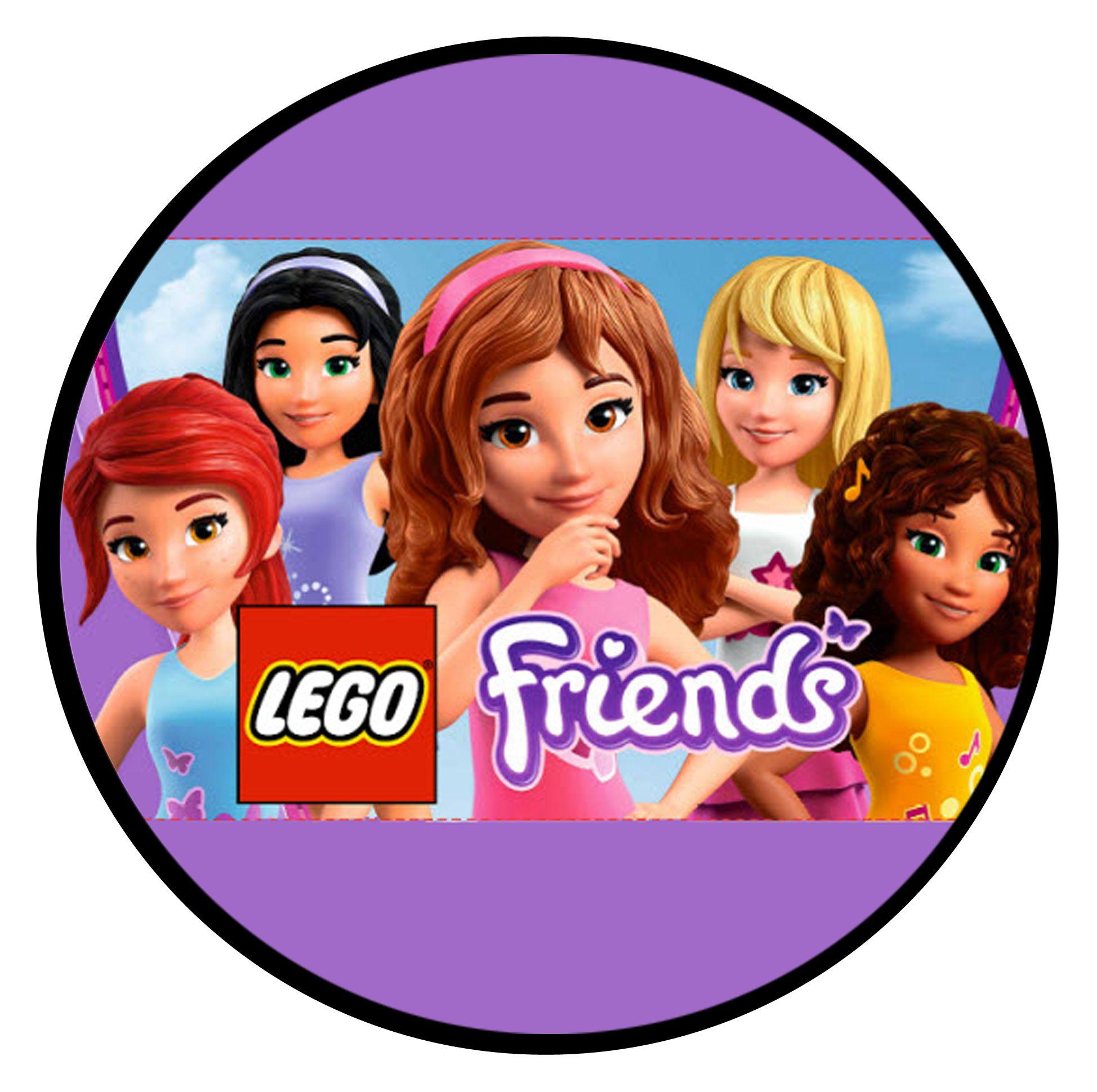 Lego Friends Logo Google Search Lego Friends Lego Friends